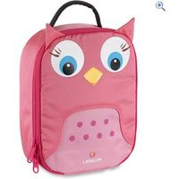 LittleLife Owl Lunch Pack - Colour: Pink