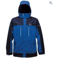 Regatta Calderdale Mens Waterproof Jacket - Size: XL - Colour: OXFORD BLUE