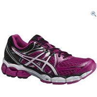 Asics Gel-Pulse 6 Womens Running Shoes - Size: 8 - Colour: Pink-White