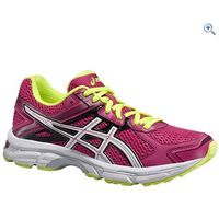 Asics Gel-Trounce 2 Womens Running Shoes - Size: 8 - Colour: PINK-YELLOW