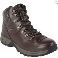 Freedom Trail Derwent III Mens Waterproof Walking Boots - Size: 8 - Colour: Brown