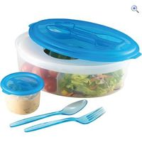 Hi Gear Food Container With Coolpack