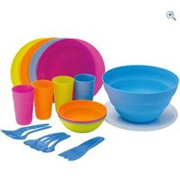 Hi Gear 25 Piece Picnic Set