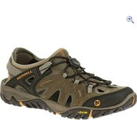 Merrell All Out Blaze Sieve Mens Hiking Sandals - Size: 7 - Colour: Brindle