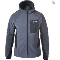 Berghaus Ben Oss Mens Windproof Hooded Jacket - Size: S - Colour: Grey