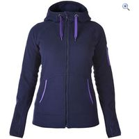 Berghaus Womens Verdon Hoody Jacket - Size: 12 - Colour: EVENING BLUE