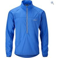 Rab Mens Windveil Pull-On - Size: S - Colour: MAYA