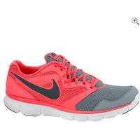 Nike Flex Experience RN 3 MSL Womens Running Shoe - Size: 7 - Colour: GREY-CHARCOAL