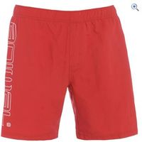 Animal Belos Boardshort - Size: S - Colour: BRIGHT RED