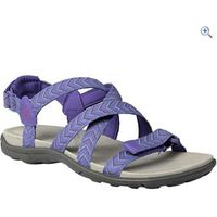 Hi Gear Dunmow Womens Sandals - Size: 7 - Colour: LILAC-MULTI