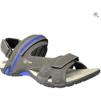 Hi Gear Warner Mens Sandal - Size: 14 - Colour: GREY-BLUE