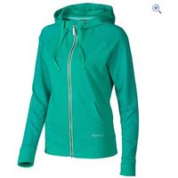 Marmot Callie Hoody - Size: L - Colour: GEM GREEN