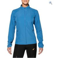 Asics Womens Running Jacket - Size: M - Colour: JEANS