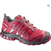 Salomon XA Pro 3D Womens Trail Running Shoe - Size: 7 - Colour: Fushia And Black