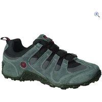 Hi-Tec Quadra Classic Mens Walking Shoes - Size: 12 - Colour: Grey And Black
