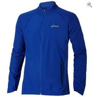 Asics Mens Woven Jacket - Size: XL - Colour: AIRFORCE BLUE