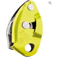 Petzl Grigri 2 Belay Device - Colour: Yellow