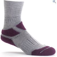 Berghaus Expeditor Womens Socks - Size: 5-6.5 - Colour: GREY-PURPLE