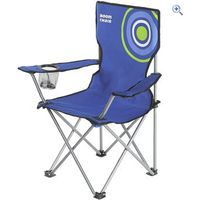 Hi Gear Childrens Boom Chair - Colour: Blue