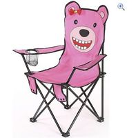 Freedom Trail Childrens Bear Chair - Colour: Pink