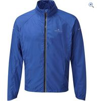 Ronhill Pursuit Run Mens Jacket - Size: S - Colour: Cobalt Blue