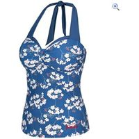 Trespass Womens Teena Tankini Top - Size: XL - Colour: HARBOUR PRINT