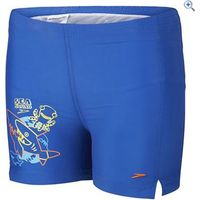 Speedo Kids Sea Squad 11 Watershort - Size: 5-6 - Colour: NEW SURF