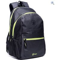 Hi Gear Zeal 20 Daypack - Colour: GRAPHITE-LIME