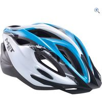 Met Xilo Panel Helmet - Colour: CYAN