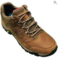 North Ridge Luxor Womens Walking Shoe - Size: 14 - Colour: LIGHT BROWN-RED