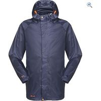 Hi Gear Stowaway Jacket (Mens) - Size: XS - Colour: NAVY-ORANGE