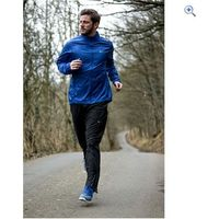Nike Windfly Mens Jacket - Size: S - Colour: BLUE-BLUE-SILV