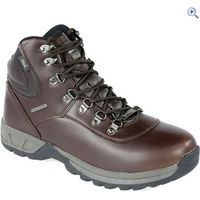 Freedom Trail Derwent III Womens Waterproof Walking Boots - Size: 6 - Colour: Brown