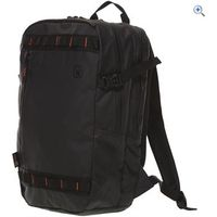 Hi Gear Metro PVC Backpack - Colour: Black