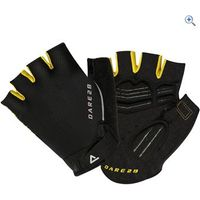 Dare2b Mens Take Hold Cycle Mitt - Size: S - Colour: Black