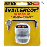 Maypole TrailerCop Anti-Theft Trailer Lock