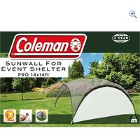 Coleman Sunwall for Event Shelter Pro (14 x 14) - Colour: Silver