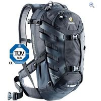 Deuter Attack 20 Cyclists Backpack - Colour: Black