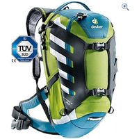 Deuter Attack 20 Cyclists Backpack - Colour: MOSS-ARCTIC