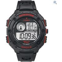 Timex Expedition Vibe Shock Watch - Colour: Black / Red