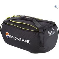 Montane Transition 60 Duffle Bag - Colour: Black