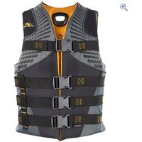 Stearns Anti-Microbial PFD (Adult S/M) - Size: S-M - Colour: Black