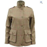 Caldene Kerry Shooting Jacket - Size: 8 - Colour: Green