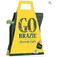 Growers Cup GO Brazil! Specialty Coffee (3 Pack)