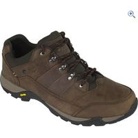 North Ridge Luxor Mens Walking Shoe - Size: 15 - Colour: Brown