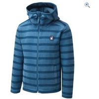 Hi Gear Canyon Kids Hoody - Size: 5-6 - Colour: Blue