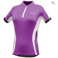 Dare2b Vivacity Womens Jersey - Size: 18 - Colour: PERFORM PURPLE