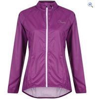Dare2b Evident II Womens Waterproof Cycling Jacket - Size: 18 - Colour: PERFORM PURPLE