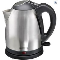 Quest 1.2L Low Wattage Stainless Steel Kettle