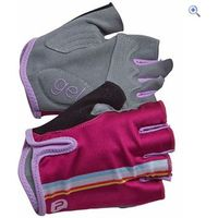 Polaris Vela Ladies Cycle Mitts - Size: S - Colour: Purple
